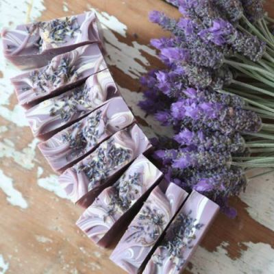 lullaby lavender soap