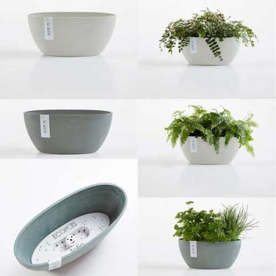 EcoPot Sofia - range of colours