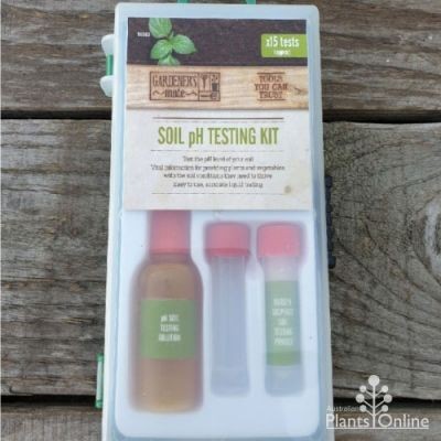 pH testing kit pocket size